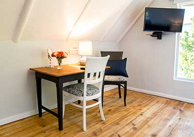Deluxe Room in Stellenbosch Guest House