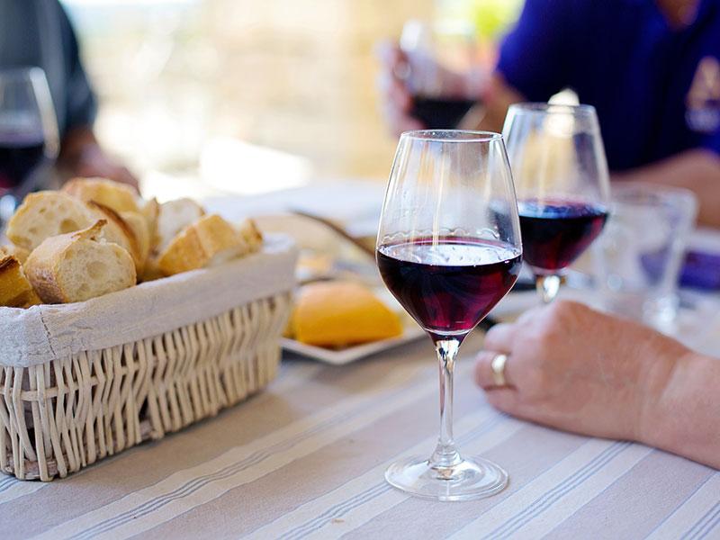 Wine tasting around Stellenbosch